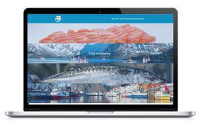Sjømatrådets nye nettressurs, fromnorwa.com. Foto: Norges sjømatråd.