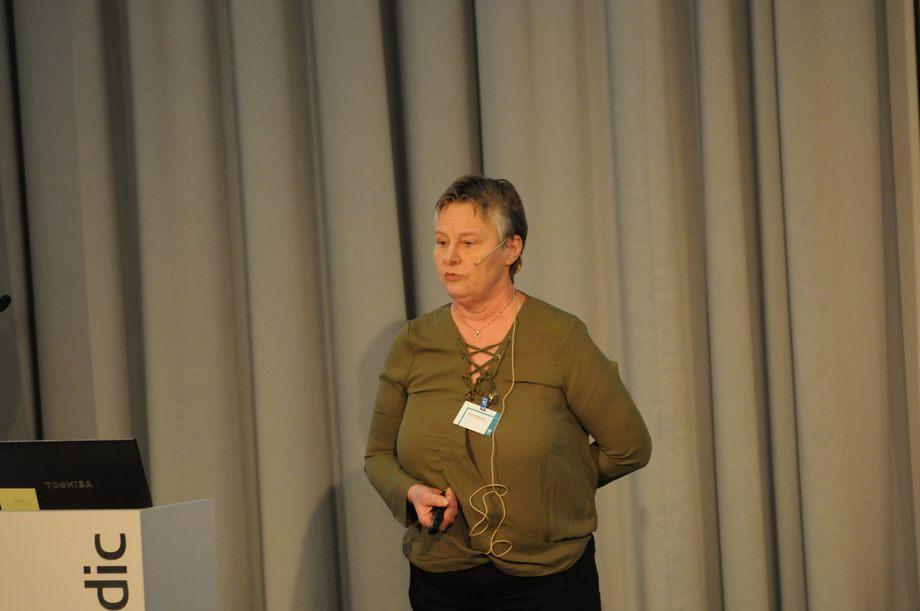 Solveig Nygaard, veterinær og daglig leder i Fomas. Foto: Pål Mugaas Jensen.