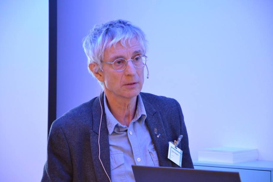 Asbjørn Bergheim forlater IRIS og går over til Oxyvision. Foto: Magnus Petersen.