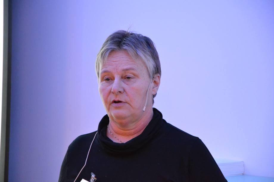 Solveig Nygaard fra Fomas. Foto: Magnus Petersen.