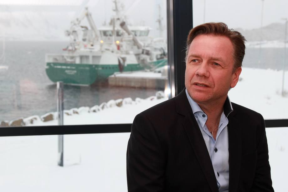 Daglig leder Geir Johan Bakke. Foto: Pressefoto/Havyard.