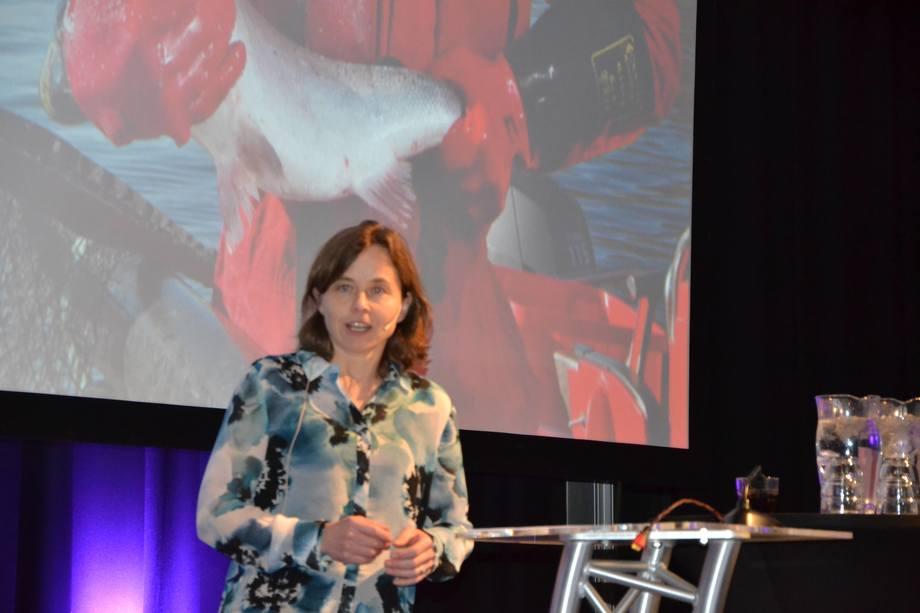 Inger-Marie Sperre. Foto: Linn Therese Skår Hosteland.