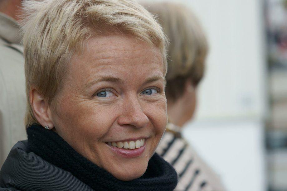 - Vi lurte på om varmebehandlingen ville gjøre laksen mindre sunn, sier forsker Oddrun Gudbrandsen til BT. Foto. privat/Facebook.