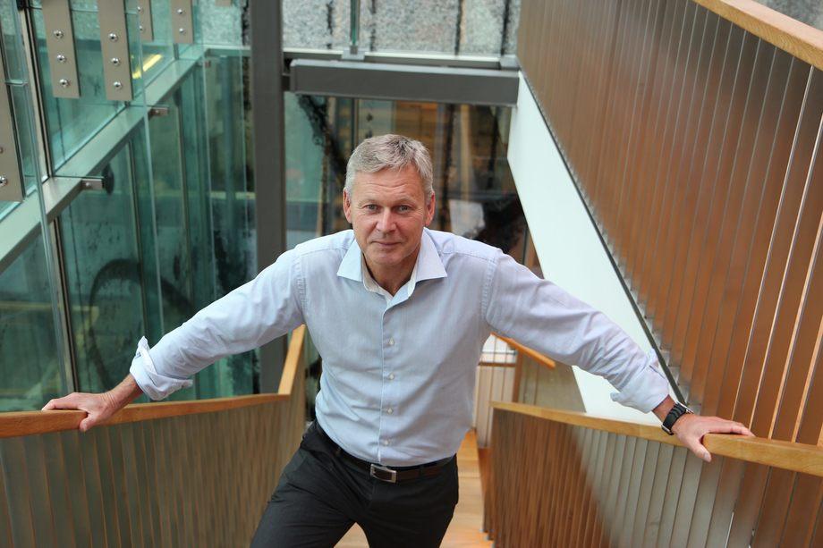 Petter Arnesen er fagsjef i Norsk industri. Foto: Norsk industri.