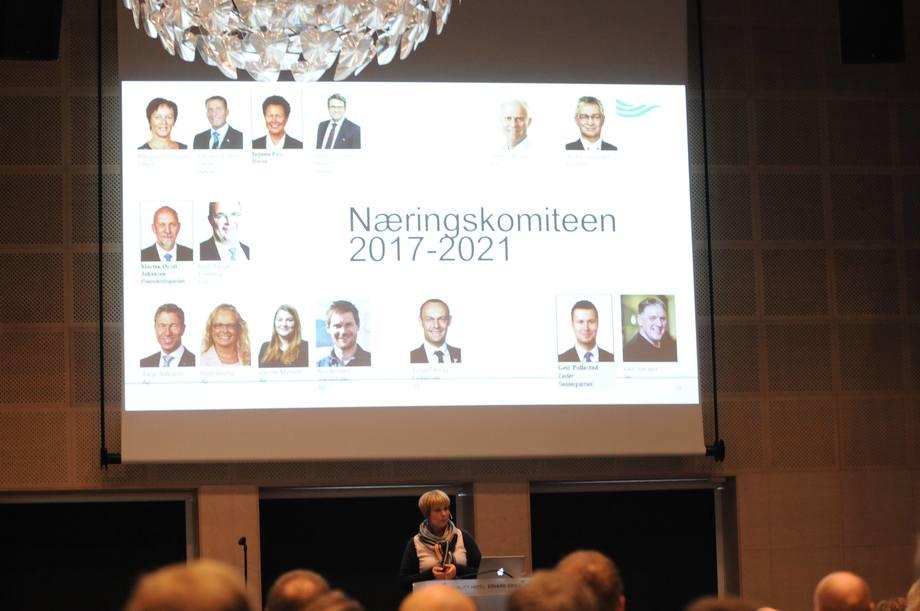 Mange er nye på Stortinget og i komiteene. For Aina Valland og Sjømat Norge venter en jobb med å bli kjent med og opplyse de nye medlemmene om hva næringen trenger av næring og finanspolitikk.