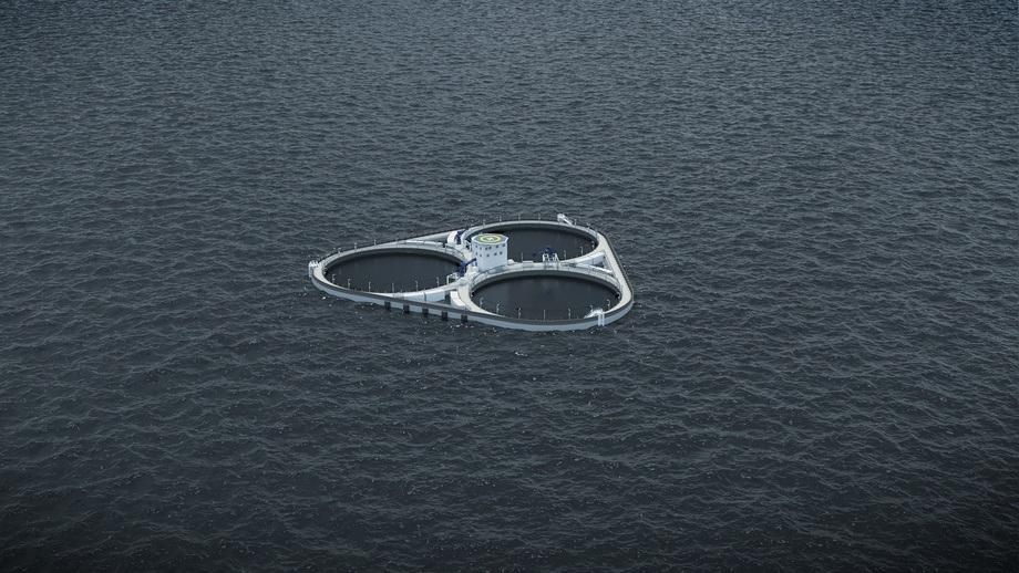 Astafjord Ocean Salmon vil bygge oppdrettsplattform i betong gjennom utviklingstillatelser.