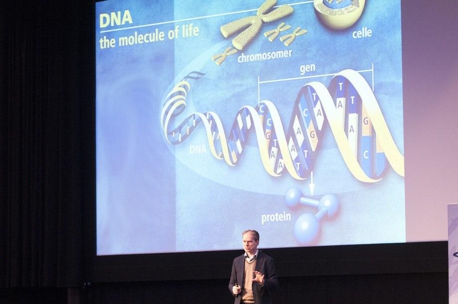Ole Johan Borge er direktør i Bioteknologirådet.