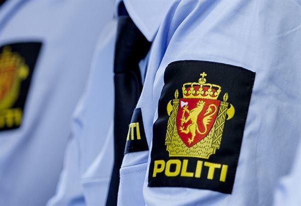 illustrasjonsfoto av politiet.