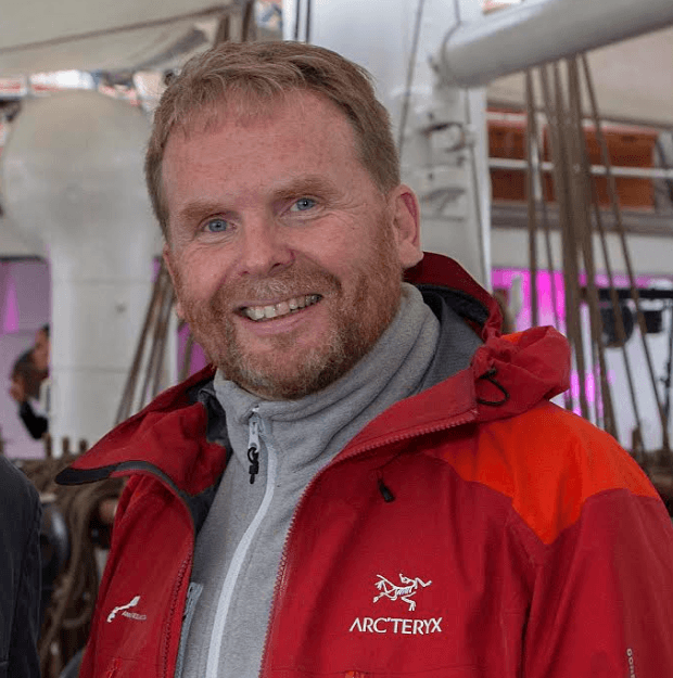 Rolf Mork-Knudsen fra Nagelld er en av iniativtakerne bak grunderjulepresangen og sier de håper på enda flere søkere. Foto: Privat.