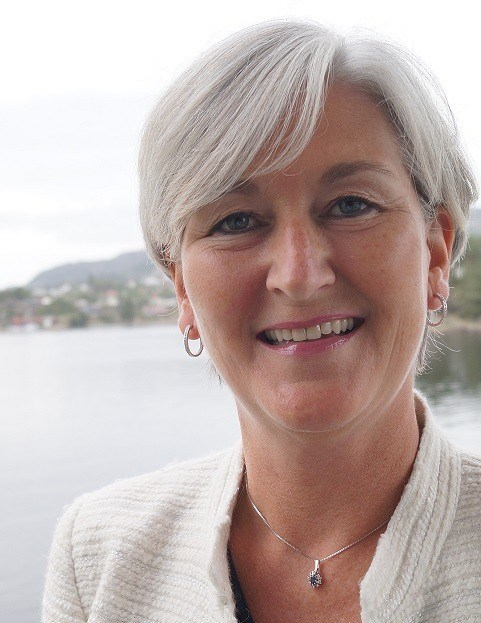 Anne-Kristin Øen, Adm. Dir. Salmon Group. Foto: Salmon Group