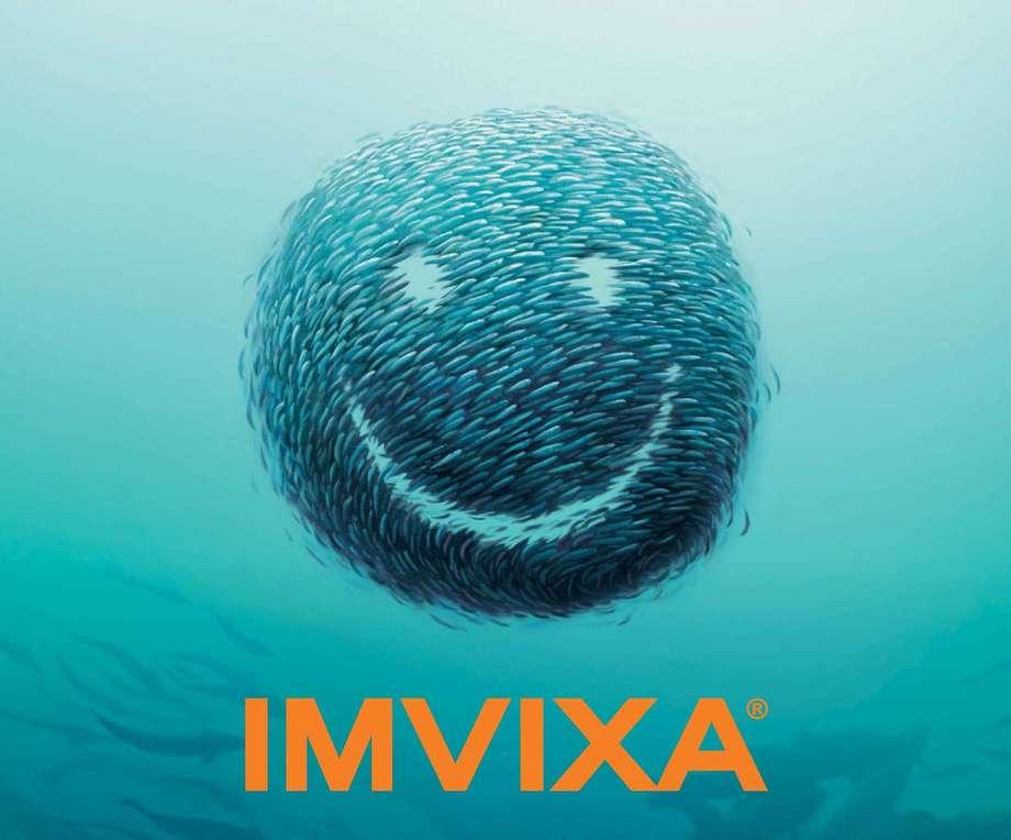The Imvixa logo