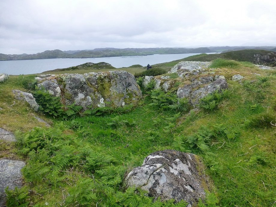 An outbreak of Pasteurella skyensis has killed 125,000 salmon at Marine Harvest's North Shore sites at Loch Erisort, Isle of Lewis. Photo: Google