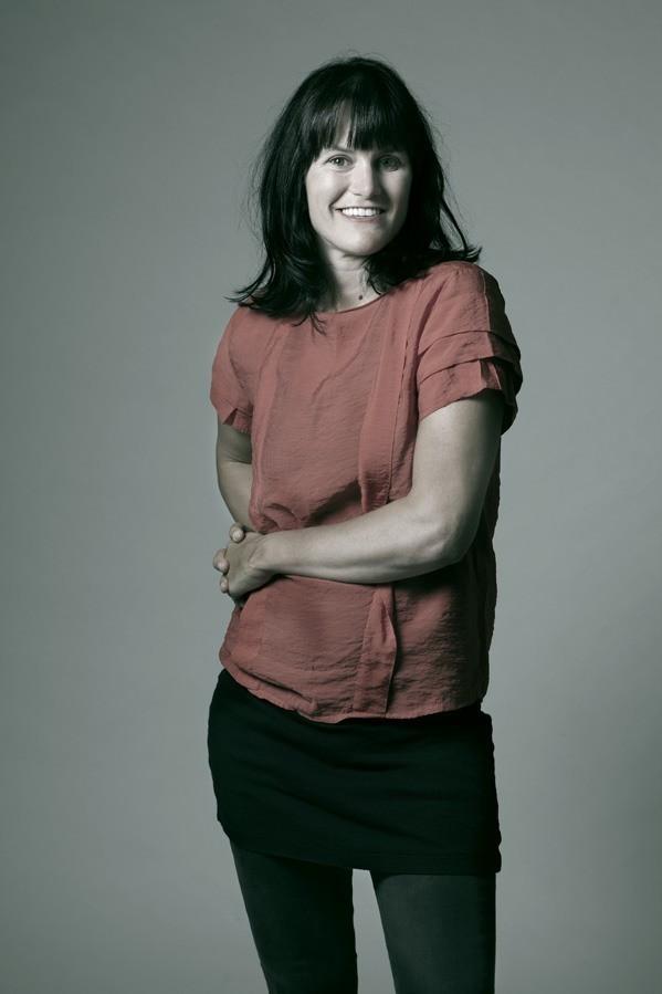 Amy Novgratz, director of Aqua-Spark.