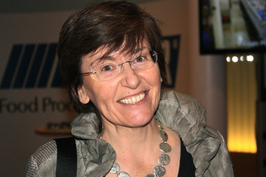 Marie Christine Montfort, co-founder and president of WSI. Image: private.