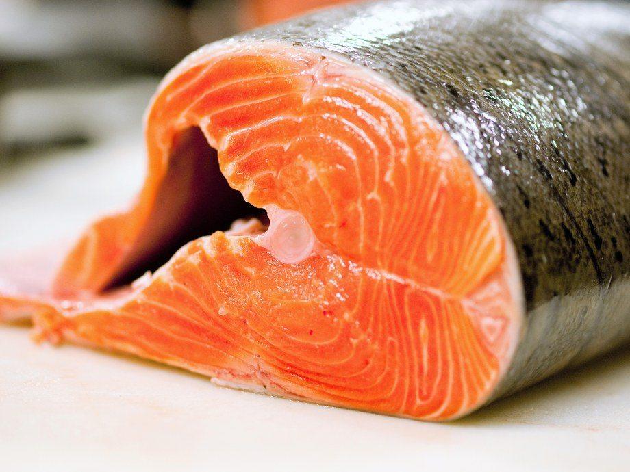 Imagen referencial de salmón. Foto: Freeimages.