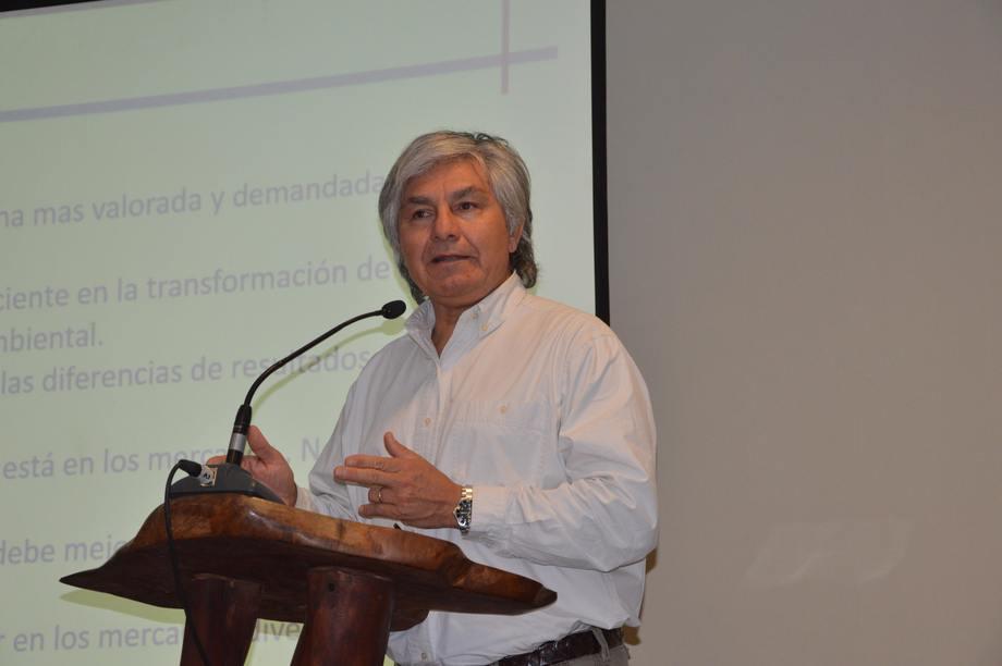 Arturo Clement, nuevo presidente de Salmonchile. Foto: Salmonexpert.