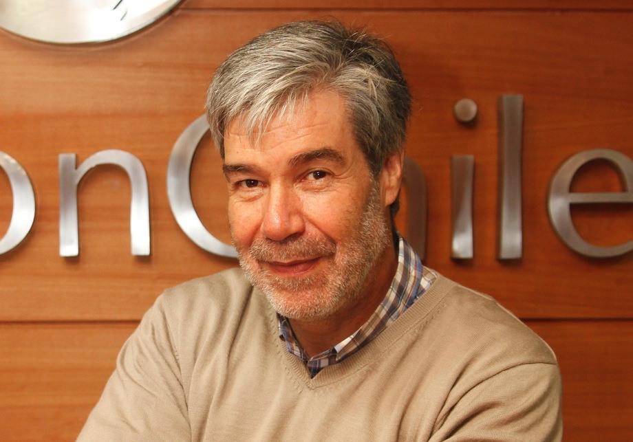 Felipe Sandoval, saliente presidente de Salmonchile.