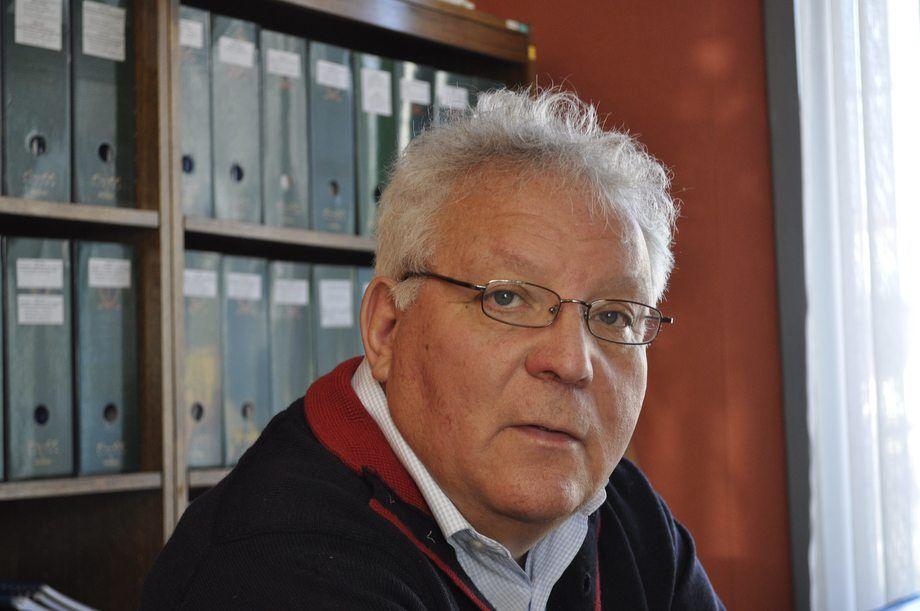 Dr. Leonardo Guzmán, experto en FAN y Toxinas Marinas del IFOP. Foto: Archivo Salmonexpert.