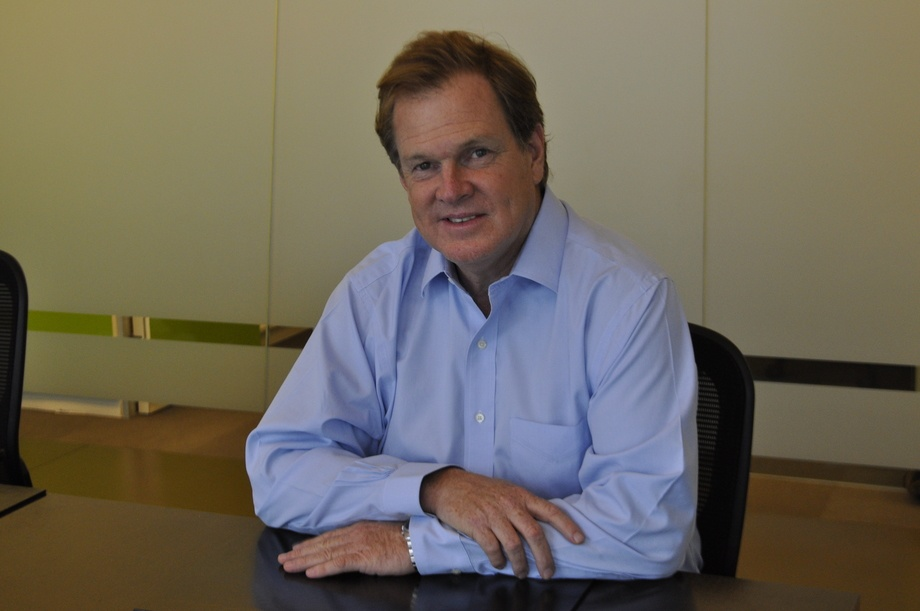 Gerardo Balbontín, gerente general de Blumar. Foto: Archivo Salmonexpert.