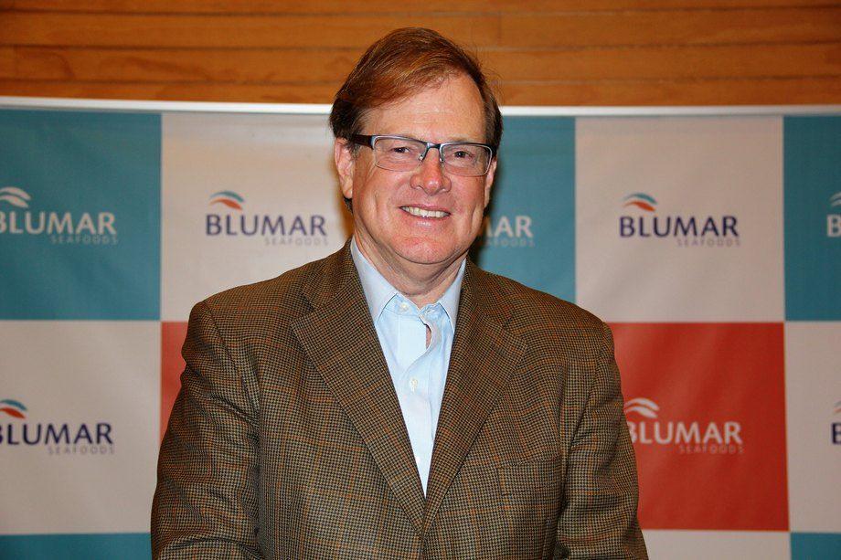 Gerente general de Blumar, Gerardo Balbontín. Foto: Blumar.
