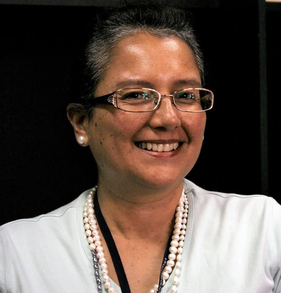 Marisa Caipo, Oficial de Inocuidad de la Oficina Regional para la FAO en América Latina y el Caribe.