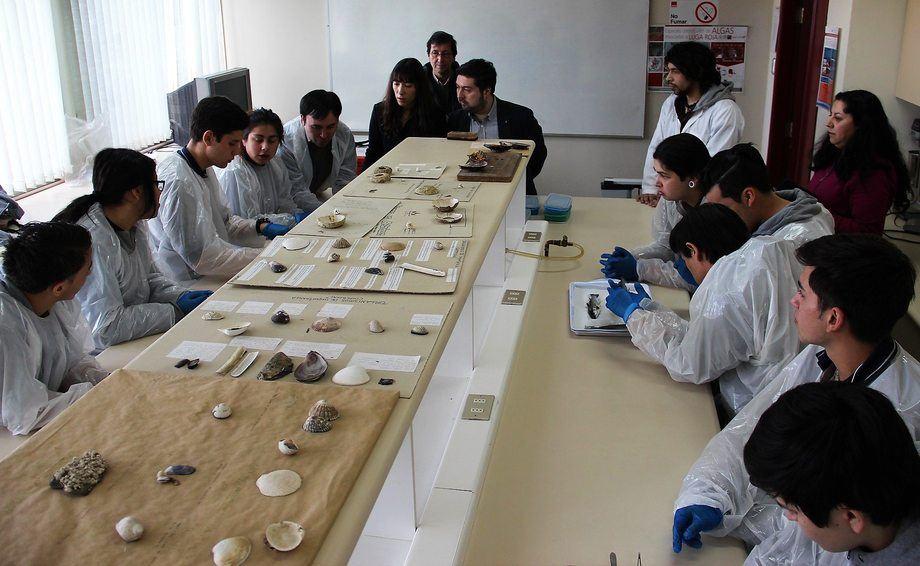 Estudiantes participan de taller sobre anatomía y patologías del ...