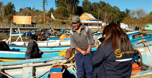 Imagen referencial de pesca. Foto: Sernapesca.