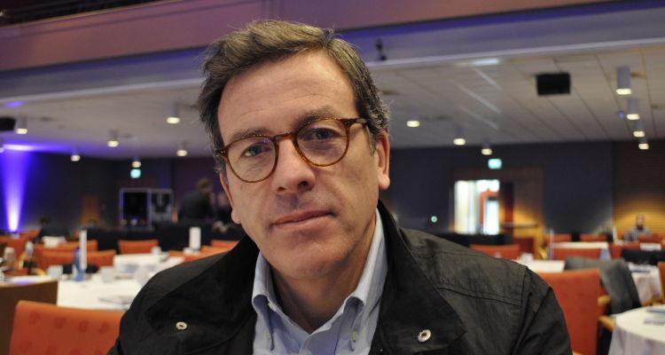 Ricardo García. Foto: Daniella Balin, Salmonexpert.