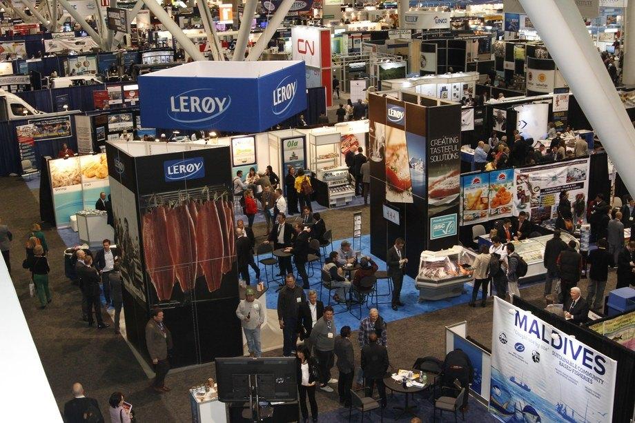 Seafood Expo North America. Foto: Archivo Salmonexpert.