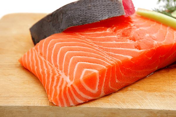 Foto referencial de salmónido.