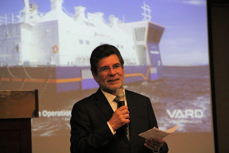 Adolfo Alvial, director de ORBE XXI y drector ejecutivo del Club Innovación Acuícola. Foto: Archivo Salmonexpert.