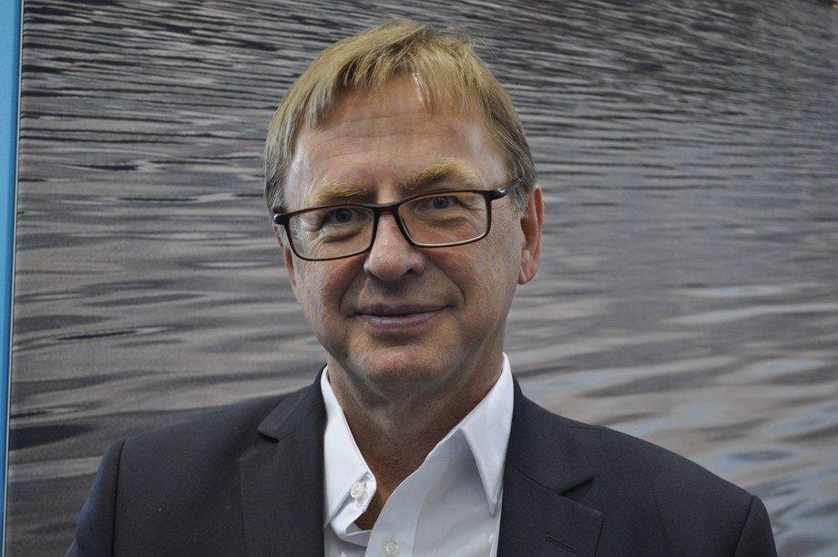 Geir Molvik dejará de ser el CEO del grupo Cermaq. Foto: Cermaq.