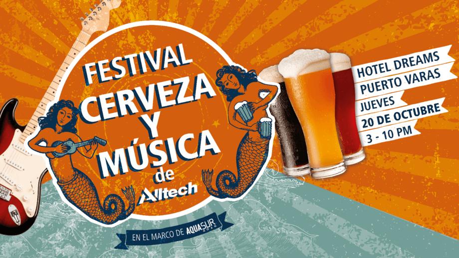 Festival Cerveza y Música. Foto: Alltech.