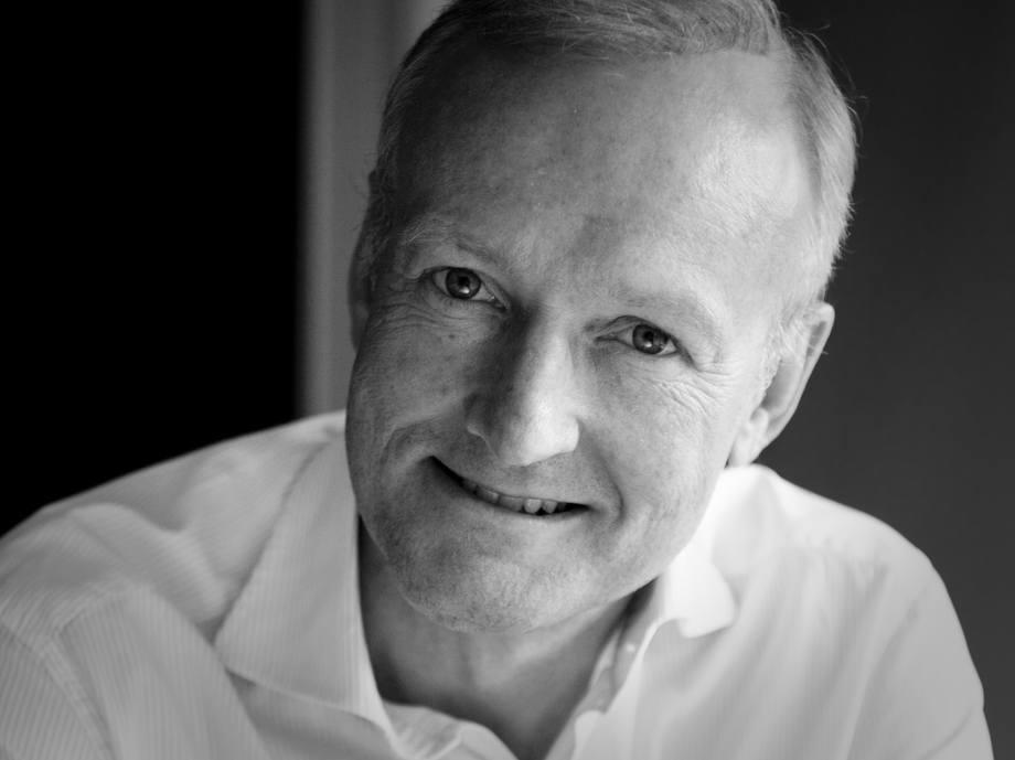 Jan Sverre Røsstad, vicepresidente de Biomar.