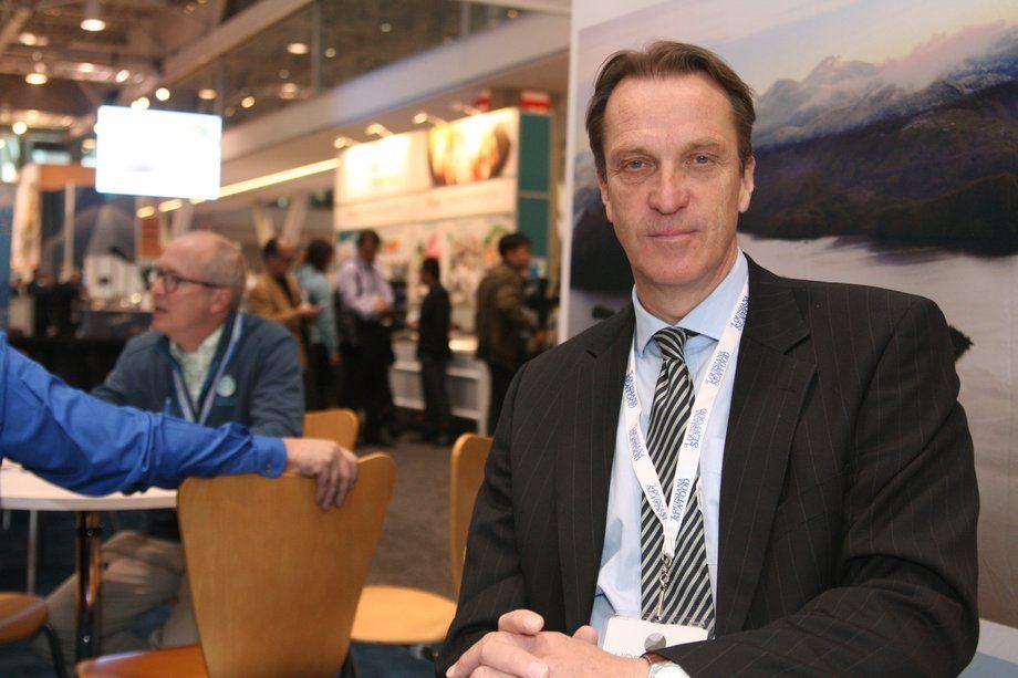 Jon Hindar, CEO de Cermaq.