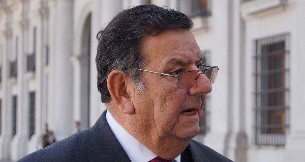 Senador Rabindrath Quinteros. Foto: Senado.