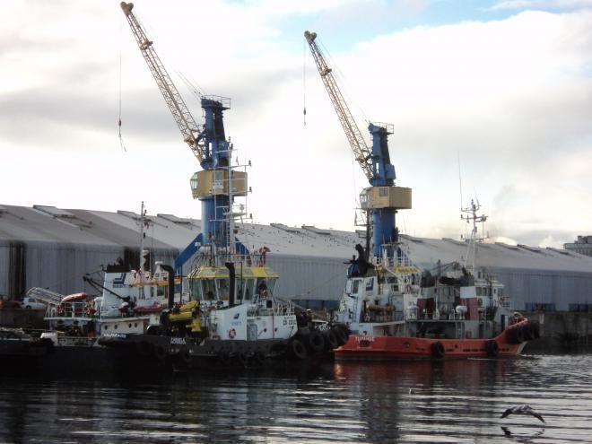 Imagen referencial de Empresa Portuaria de Puerto Montt. Foto: Archivo Salmonexpert.