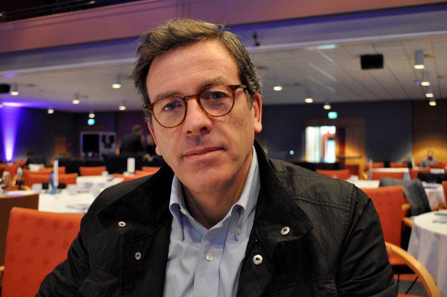 Ricardo García, CEO of Camanchaca.