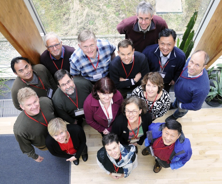 GlobalHABs scientists met at SAMS, Oban to discuss research priorities into harmful algal blooms