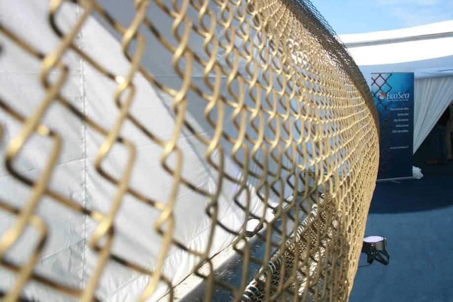 Copper nets deemed more eco-friendly - FishFarmingExpert com