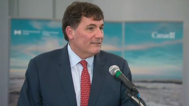 Canadian fisheries minister Dominic LeBlanc says science can be better communicated to the public in support of sustainable aquaculture. Photo: CBC