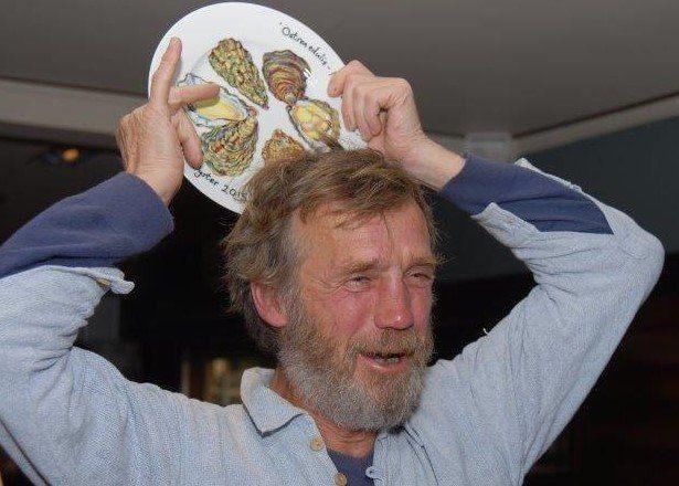 Award-winning mussel farmer Hugo Vajk was found face down in the water at Loch Creran. Photo: ASSG