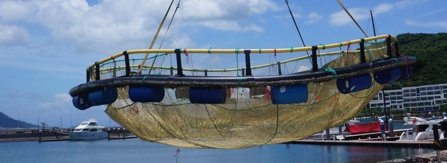 Metals specialist Wieland says brass nets have several advantages over nylon. Photo: Wieland