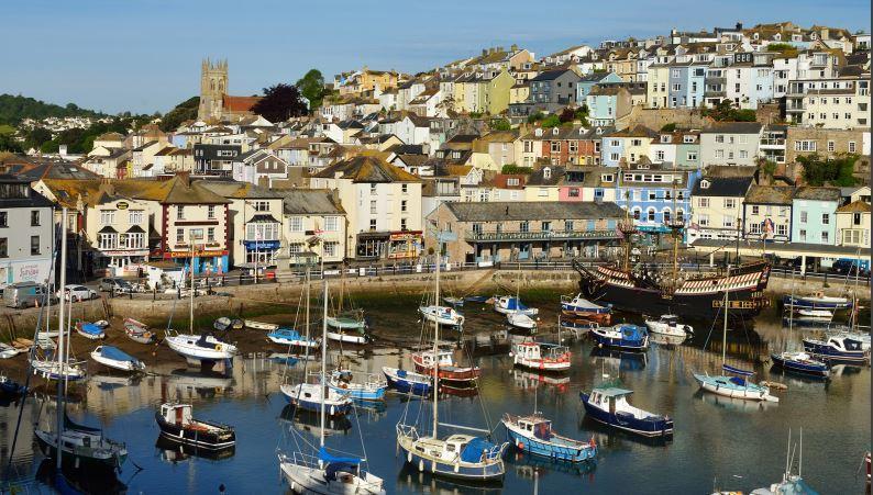 Brixham in Devon wants to develop 'The Blue Environmental Hub' brand.