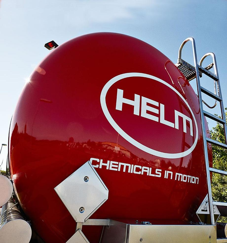 Helm has partnered with Evonik to be the wholesaler for hydrogen peroxide for aquaculture use in Scotland. Picture: Helm