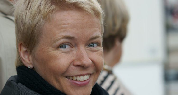 Oddrun Gudbrandsen: