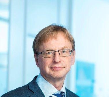 Geir Molvik, CEO of Cermaq. Image: Cermaq.