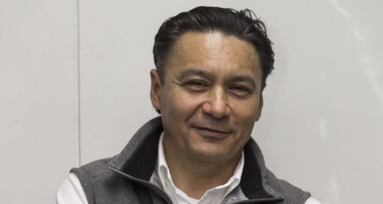 Óscar Garay. Image: Loreto Appel.