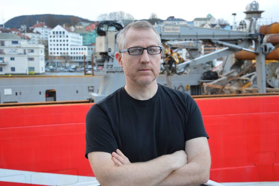 Pål Mugaas Jensen, editor of Norsk Fiskeoppdrett, Fish Farming Expert's sister publication.