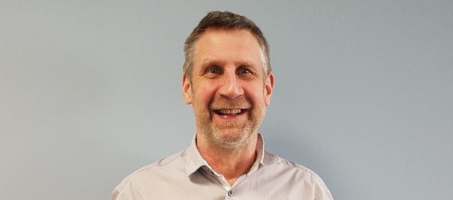 Rob Murray, former general manager at Howietoun fish farm, has joined AquaGen as technical advisor. Photo: AquaGen
